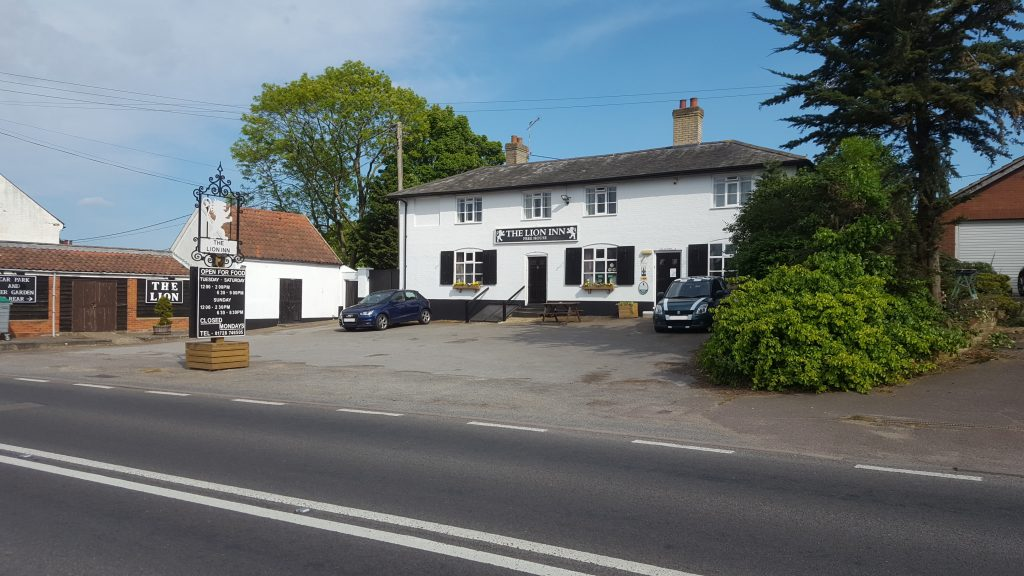 The Lion Inn 2